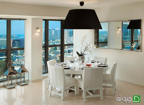 اصول نورپردازی، 8 روشنایی چشمگیر در دکوراسیون خانه!