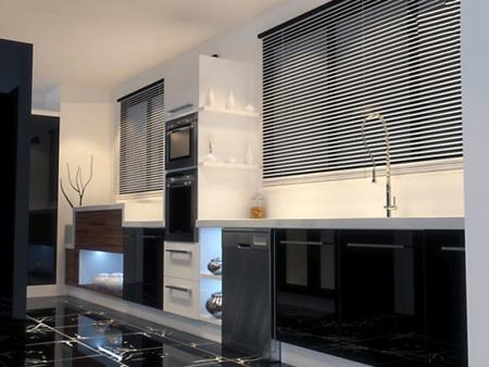 آشنایی با اصول فنگ شویی,قوانین فنگ شویی در آشپزخانه