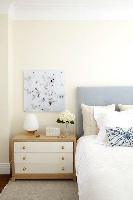 دکوراسیون اتاق خواب کوچک,دکوراسیون اتاق خواب سفید