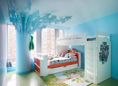 دکوراسیون داخلی اتاق کودکان,چیدمان اتاق کودک