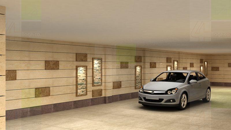 طراحی پارکینگ (۲)