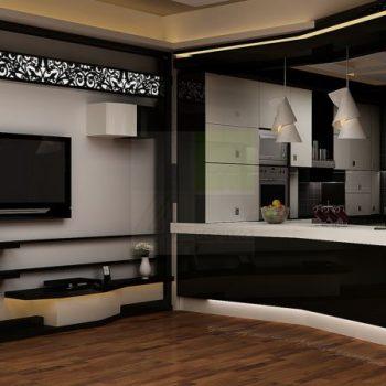 طراحی داخلی مسکونی (۱۲)