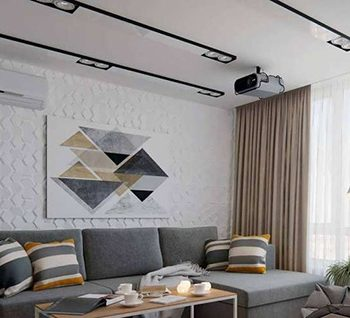 دکوراسیون خاص آپارتمانی کوچک به سبک مینیمالیست
