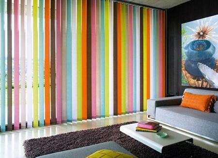 افزودن رنگ به دکوراسیون,دکوراسیون رنگی
