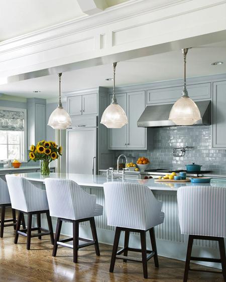 آشنایی با رنگ های آرامش بخش, رنگ های مناسب دکوراسیون خانه