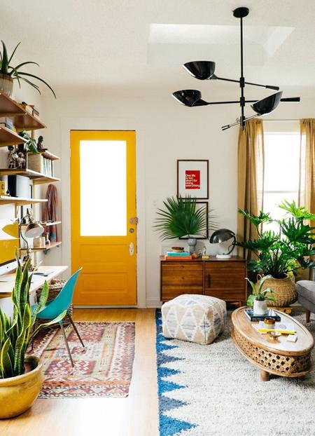 دکوراسیون و چیدمان فضاهای کوچک,سازمان یافتن فضاهای کوچک