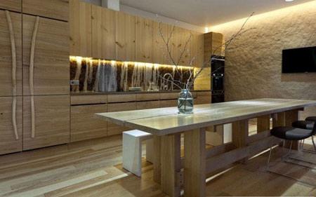 استفاده از چوب در خانه, تصاویر طراحی خانه با چوب
