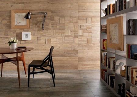 دکوراسیونی متفاوت با چوب,طراحی خانه با چوب