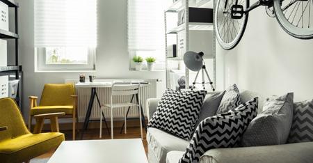 خصوصیات دکوراسیون خانه های کوچک,دکوراسیون خانه های کوچک