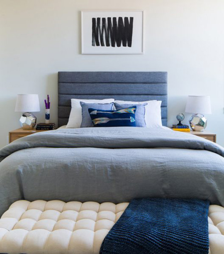بزرگ نشان دادن فضای اتاق خواب,بزرگ نشان دادن اتاق خواب