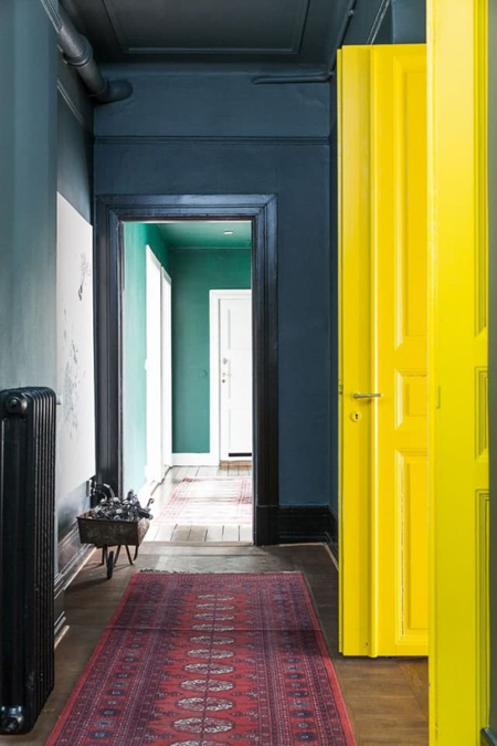 روانشناسی رنگ ها در دکوراسیون,روانشناسی رنگ ها