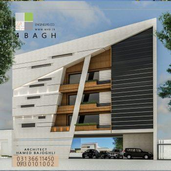 طراحی نمای ساختمان (۹)